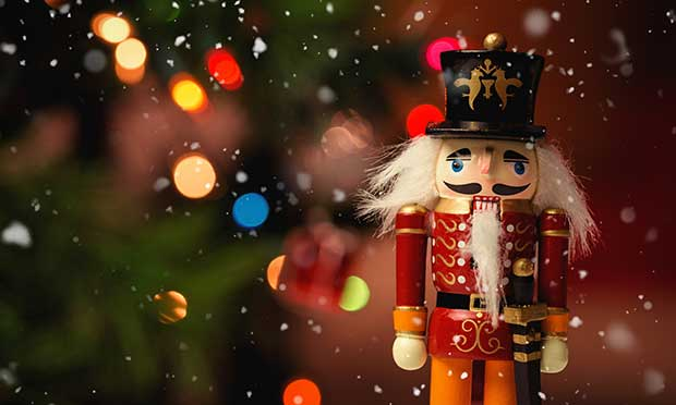 out door nutcracker